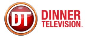 Dinner TV Logo